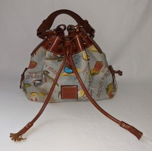 Dooney Bourke Texas cowgirl boots hat bag purse